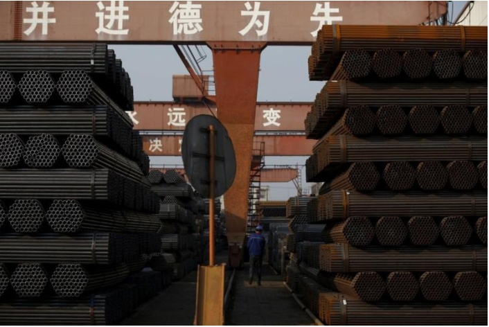 China tightens rules for new steel plant