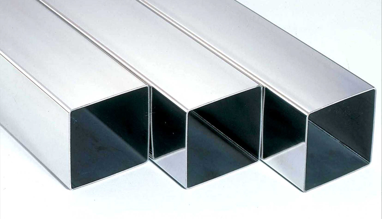 Stainless Steel Square Box Tubes 201, 304, 316