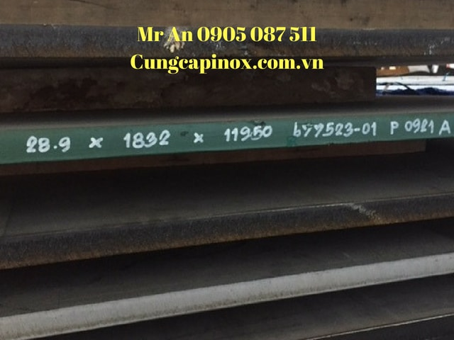 supply stainless steel plates 304, 30mm x 1500 - 1840  x 6000/No1  - Japan,good price
