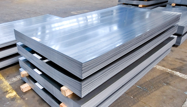 Hot rolled stainless steel sheet 310s